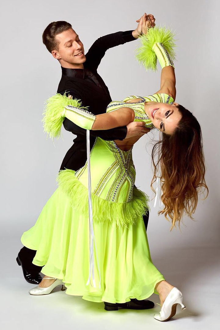 Renata Lusin & Valentin Lusin