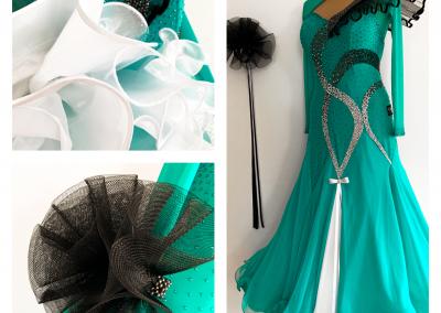 Kleid des Monats: Oktober